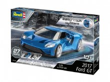 1:24 Scale 2017 Ford GT Easy Click - 07678