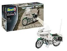 1:8 Scale BMW R75/5 Police - 07940