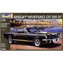 1:24 Scale 1966 Shelby GT350H - 12482