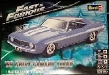 1:25 Scale Fast & Furious '69 Chevelle Camaro Yenko - 14314