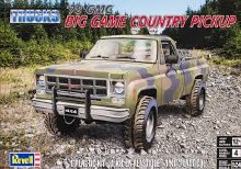 1:24 Scale '78 GMC Big Game Country Pickup - 17226