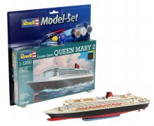 1:1200 Scale Queen Mary 2 - 65808