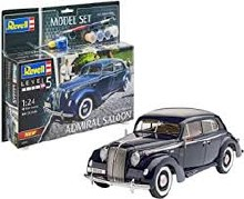 1:24 Scale Admiral Saloon Luxury Car Class Model Set - 67042
