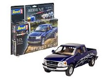 1:25 Scale '97 Ford F-150 XLT Model Set - 67045