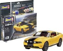 1:25 Scale 2010 Ford Mustang GT - 67046