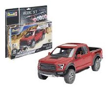 1:25 Scale Ford F-150 Raptor Easy-Click System Model Set - 67048