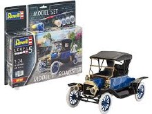 1:24 Scale Ford Model T Roadster 1913 Model Set - 67661