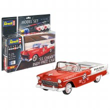 1:25 Scale '55 Chevy Indy Pace Car Model Set - 67686