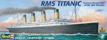 1:570 Scale R.M.S. Titanic - 10445
