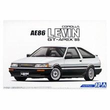 1:24 Scale AE86 Corolla Levin GT-APEX '85 - A005225