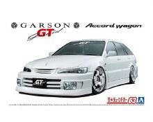 1:24 Scale Garson Geraid GT CF6 Accord - A005797