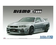 1:24 Scale Nismo BNR34 Skyline GTR Z-Tune - A005831