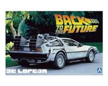 1:24 Scale Back to the Future DeLorean 1 - A005916