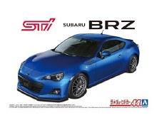 1:24 Scale STI ZC6 Subaru BRZ '12 - A005946
