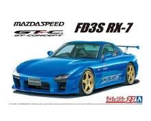 1:24 Scale Mazda Speed FD3S RX7 A-Spec - A006147