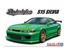 1:24 Scale Rodextyle S15 Nissan Silvia '99 - A006148