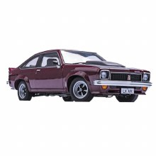 1:18 Scale Holden LX Torana Hatchback Madiera Red - 73466