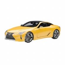 1:18 Scale Lexus LC500 (Metalic Yellow) - A78847