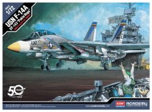 "1:72 Scale USN F-14A VF-143 ""Pukin Dogs"" - 12563"