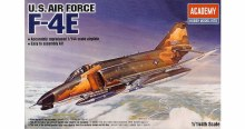 1:144 Scale F-4E Phantom II - 12605