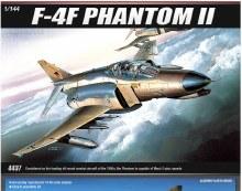 1:144 Scale F-4F Phantom II - 12611