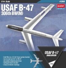 1:144 Scale USAF B-47 306th BW(M) - 12618