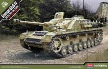"1:35 Scale German StuG IV Sd.Kfz.167 ""Ver.Early"" - 13522"