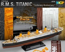 1:700 Scale R.M.S. Titanic Centenary Anniversary - 14214