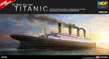 1:400 Scale The White Star Liner Titanic - 14215