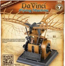Da Vinci Flying Machine - 18146