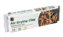 Air Drying Clay Terracotta 1kg