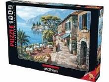 Overlook Cafe II 1000pcs - ANA3085