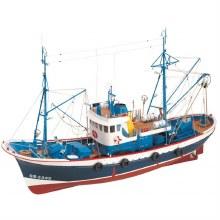 1:50 Scale Marina II Fishing Boat - 20506