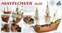 1:64 Scale Mayflower 1620 - 22451