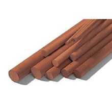 Sapelly Dowel 12 x 1000mm - 92012