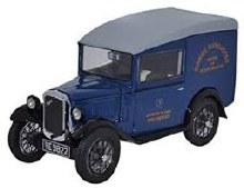 1:43 Scale Austin Seven Van Daniel Doncaster - ASV005