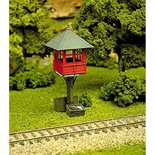 HO Scale Elevated Gate Tower Kit - 0701