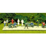 HO Scale Unpainted Passers By - 0793