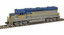 HO Scale GP39-2 Delaware & Hudson #7610 Diesel Locomotive - 10000488