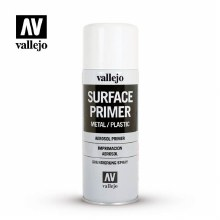 Surface Primer White Spray 400ml - AV28010