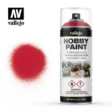 Acrylic Bloody Red Spray 400ml - AV28023