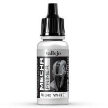 Acrylic Mecha Color Primer White 17ml - 70640