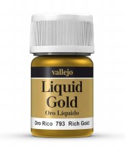 Alcohol Based Liquid Gold Rich Gold 35ml - 70793