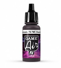 Acrylic Game Air Charred Brown 17ml - 72745