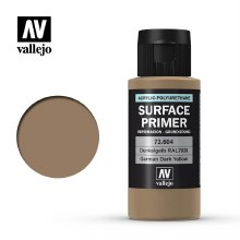 Acrylic Surface Primer German Dark Yellow 60ml - 73604
