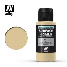 Acrylic Surface Primer Desert Tan Base 60ml - 73613