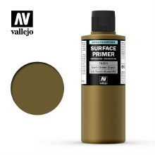 Acrylic Surface Primer Earth Green (Early) 200ml - 74611