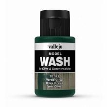 Model Wash Olive Green 35ml - 76519