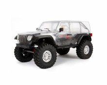 Axial SCX10 III Jeep JLU Wrangler Crawler Build Kit - AXI03007