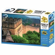 The Great Wall, Ancient China 500pc - 10057